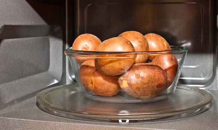 How Long To Microwave A Potato Basic Facts
