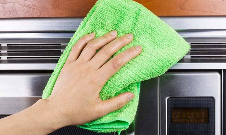 How To Clean The Microwave Vent Quick Guide