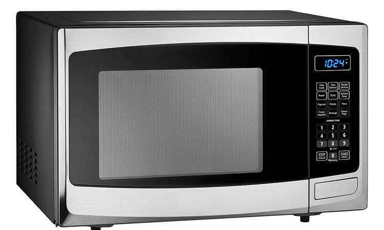 How To Clean The Outside Of A Microwave