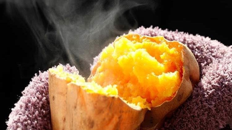 How To Steam Sweet Potatoes In The Microwave